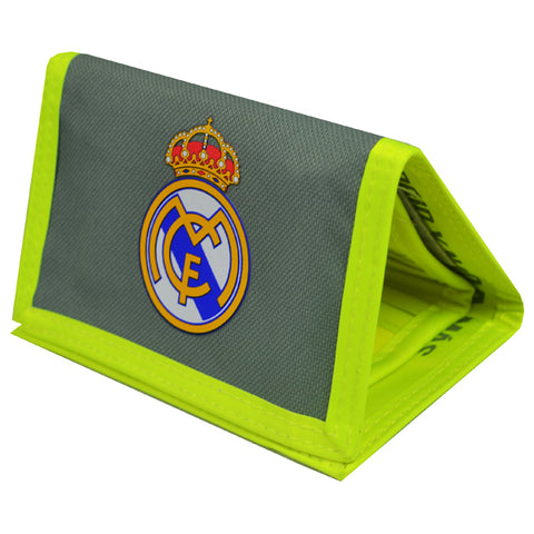 Real Madrid portefeuille neon