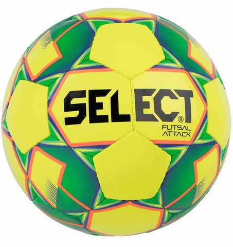 Select voetbal indoor Futsal Attack Shiny
