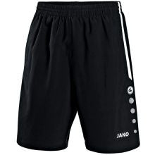 Jako short Performance woman zwart/wit