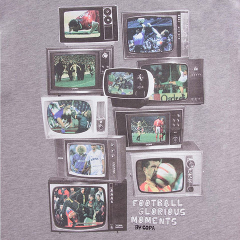 Football Glorious TV-moments Copa designed by t-shirt