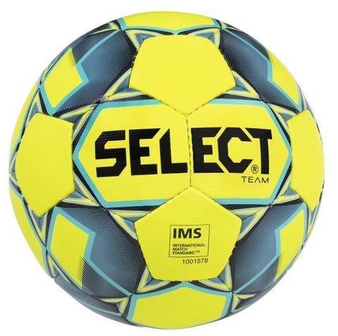 Select voetbal Team Yellow maat 5
