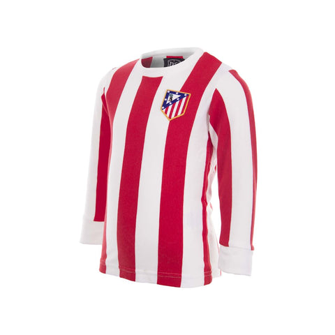 Atlético Madrid Copa my first retro voetbalshirt kids