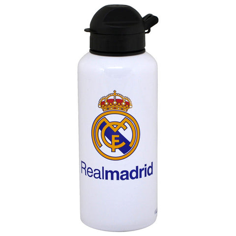 Real Madrid aluminium bidon clublied