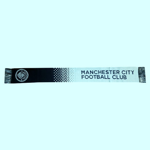 Manchester City sjaal fade