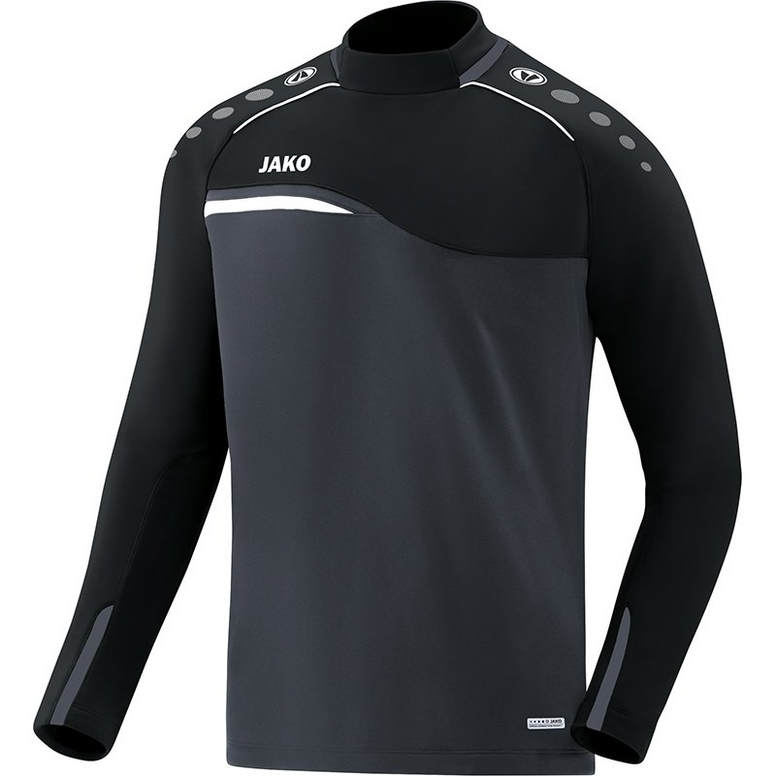 Jako sweater Competition 2.0 antraciet-zwart (128-XXL)