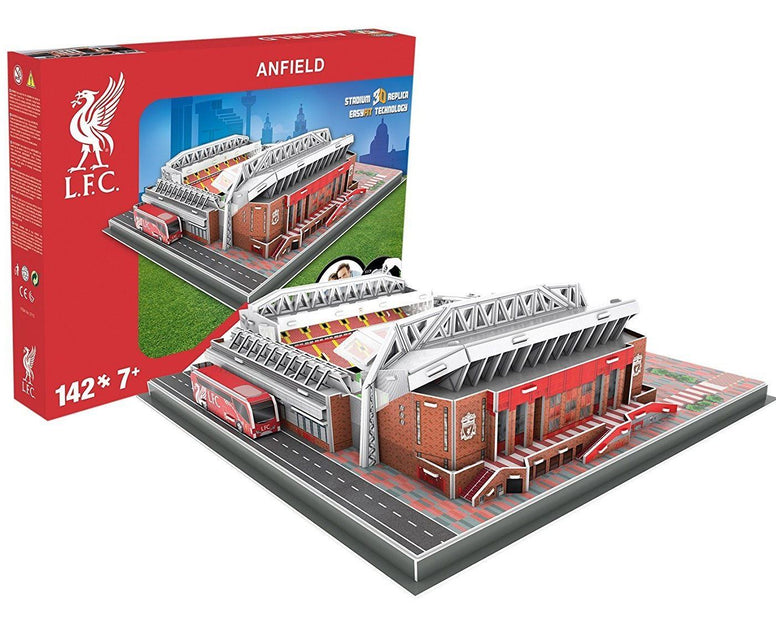 Liverpool FC 3D puzzel stadion