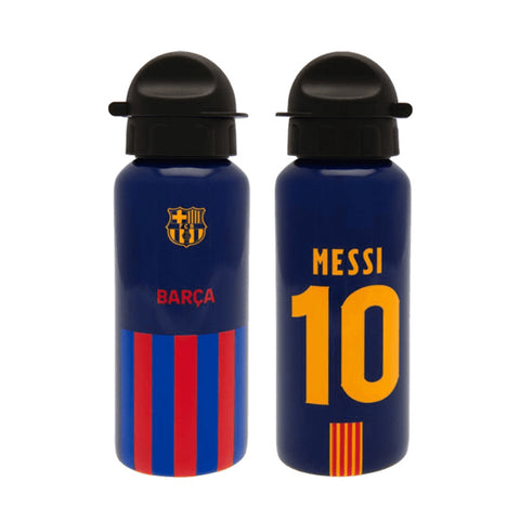 FC Barcelona aluminium drinkfles Messi 10
