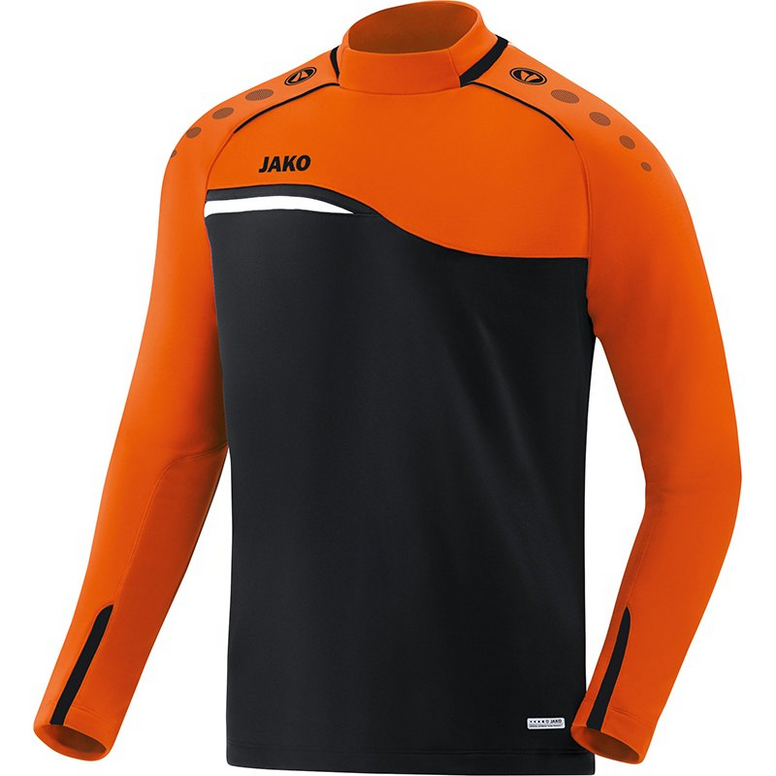 Jako sweater Competition 2.0 oranje-zwart (128-XXL)