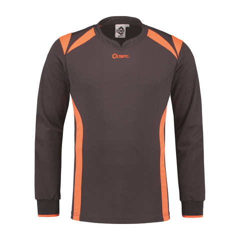 Olympic Rio Keepershirt Grey/Orange Neon
