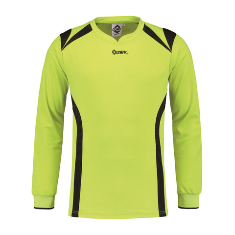 Olympic Rio Keepershirt Lime Green/Black