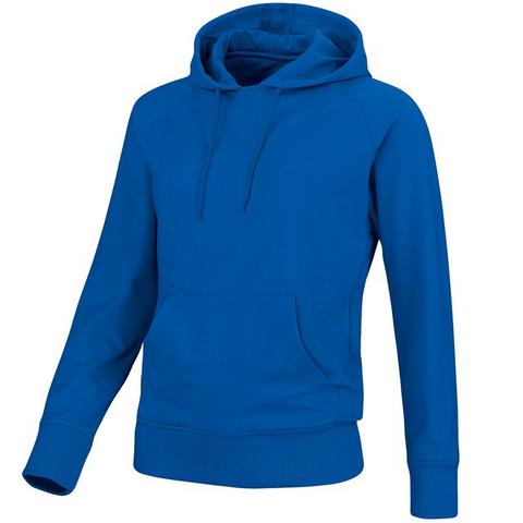 Jako sweater met kap royal (128-6XL-dames)