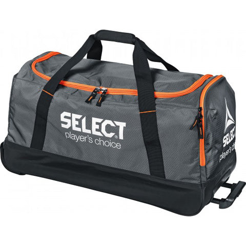 Select voetbaltas Verona team bag trolley