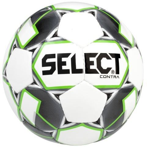 Select voetbal Contra Red trainingsbal maat 3