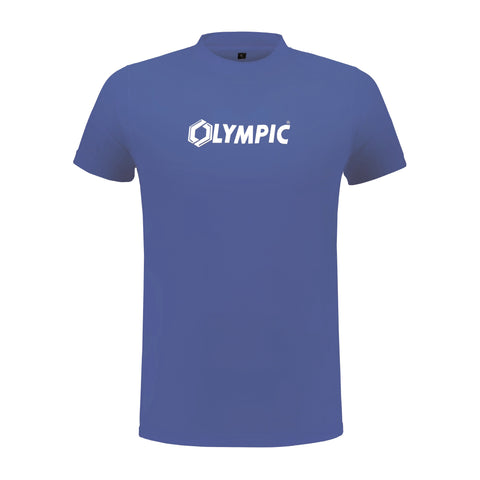 Olympic team t-shirt blauw
