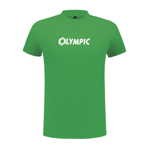 Olympic team t-shirt groen
