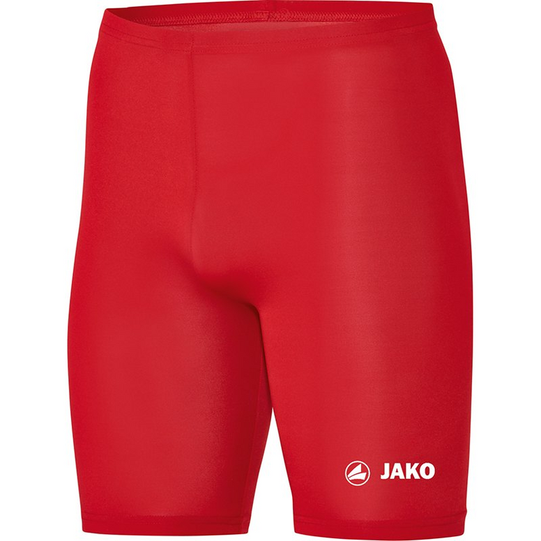 Jako underwear short tight basic rood (116-XXL)