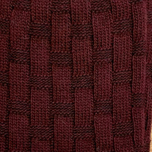 Cotton Basket Knit - Men's