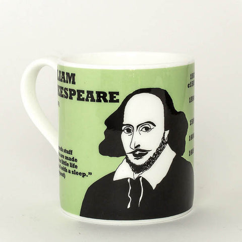William Shakespeare Mug