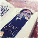 Lewis Carroll Caricature Bookmark