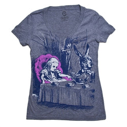 Alice in Wonderland T-Shirt (Women's)