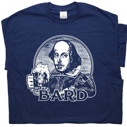 Shakespeare Bard T Shirt