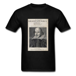 William Shakespeare Vintage T Shirt
