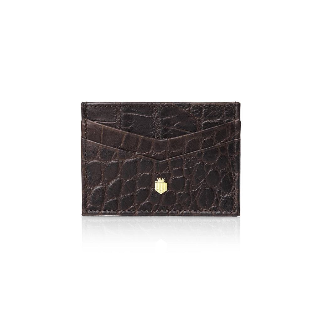 Fairfax Leather Card Holder