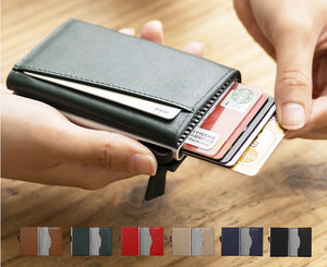 Skimming Proof Card Holder