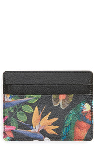 Tropical Art Card Holder
