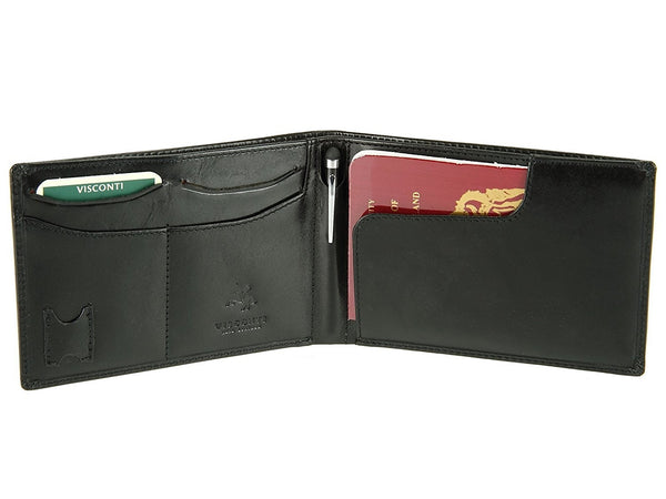 Visconti Naples Travel Wallet