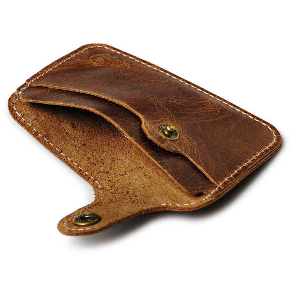 Hercules Leather Card Holder