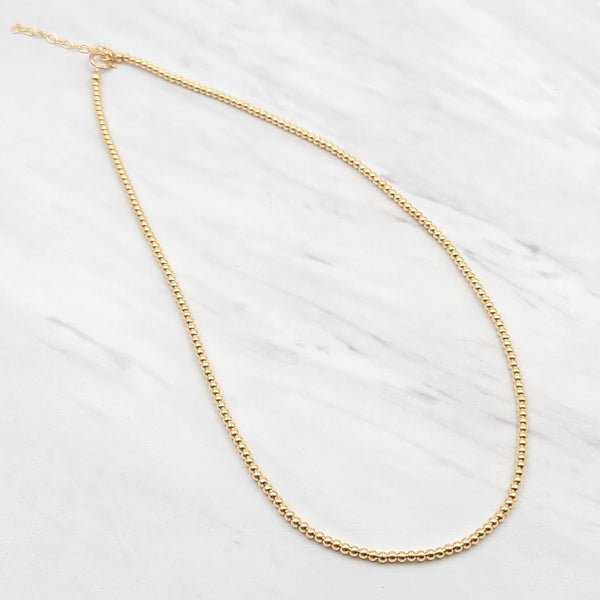 Mckenzie Beaded Layering Necklace