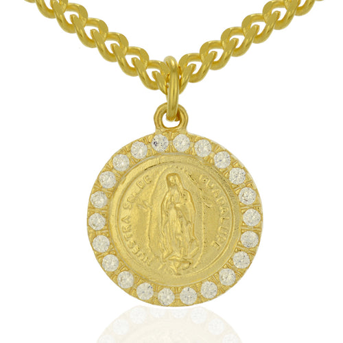 Grace Virgin Mary Necklace