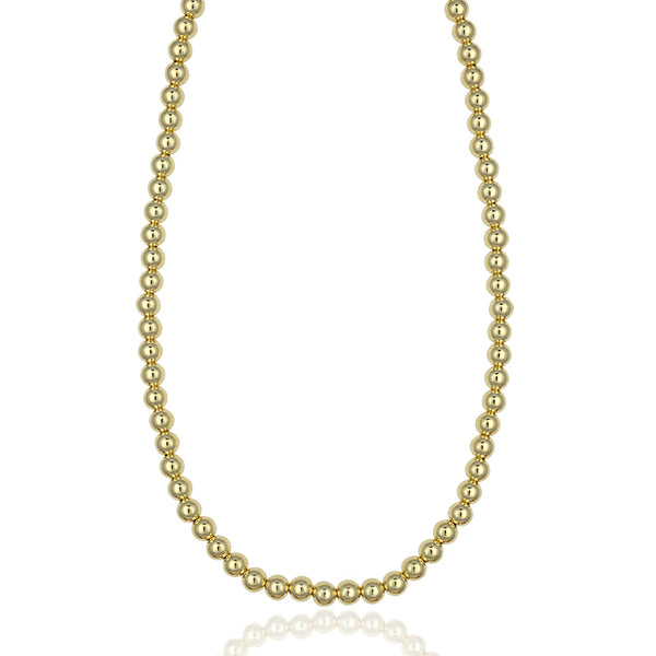 Nicole Beaded Layering Necklace