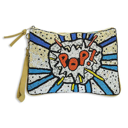 Clutch Sequins Pop!