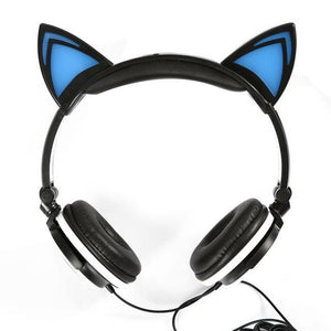 CatiCute™ Casque oreille de chat