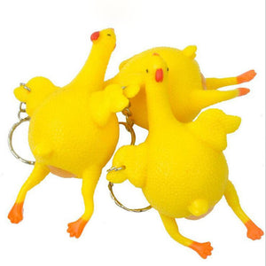 Anti Stress en forme de poulet - Boutique Maman