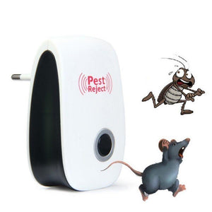 STOPINSECTO™: Prise Ultrasonique anti insectes & rongeurs - Boutique Maman