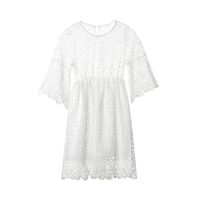 Robe floral assortie mère fille - Boutique Maman