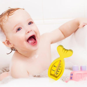 Thermomètre de bain en forme de poisson - Boutique Maman