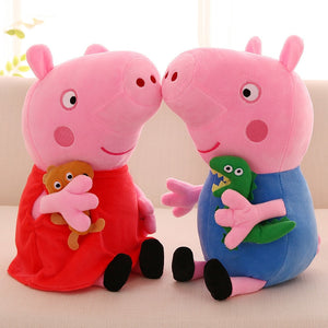 Super peluches Peppa Pig - Boutique Maman
