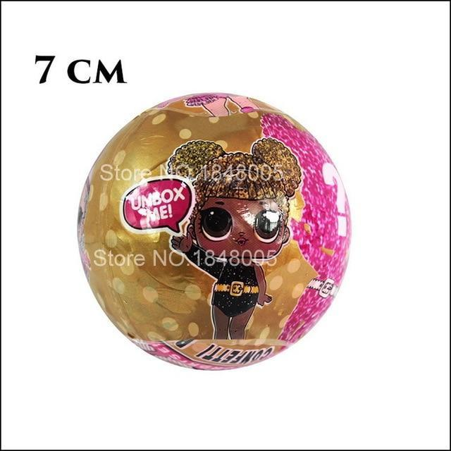 Boule LOL Surprise Confettis Pop - Boutique Maman