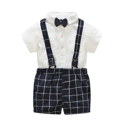 Cute ensemble salopette bébé - Boutique Maman