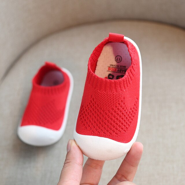 Super Baskets En Maille  Enfant [ Bon Prix } - Boutique Maman