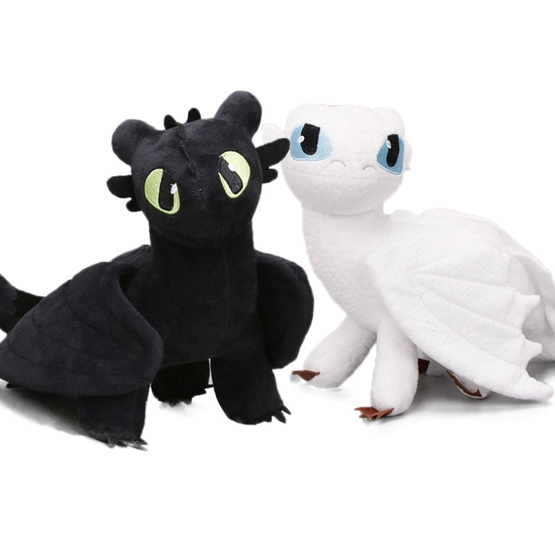 Peluche Dragon Furie éclair ( duo) - Boutique Maman