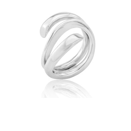 Silver Gracie ring
