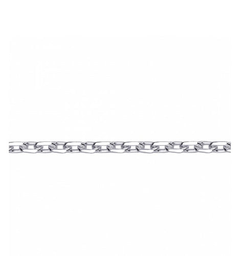 20 inch Heavy Diamond Cut Belcher Chain