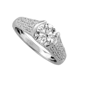 Amore Ring Amore Silver dazzle ring