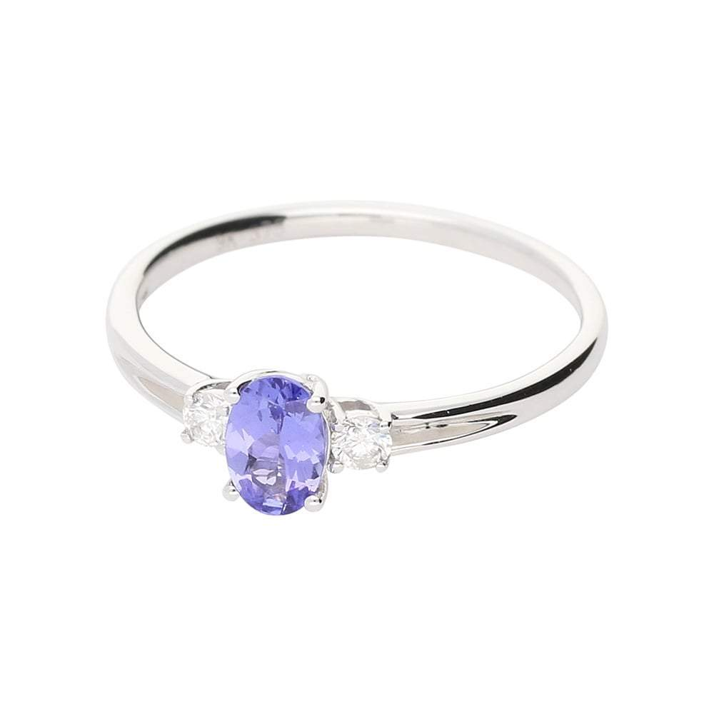 Amore Ring Amore white gold Tanzanite & Diamond ring
