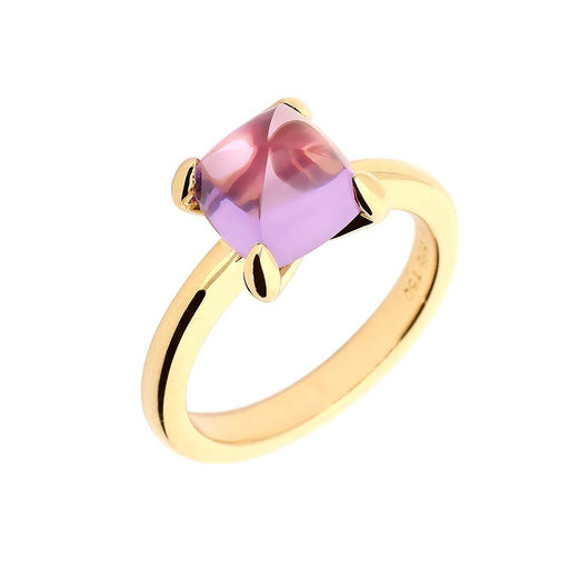 Buchwald Ring Buchwald 3ct amethyst ring set in rose gold